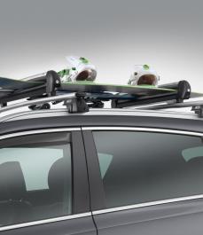 Багажник для лиж 600