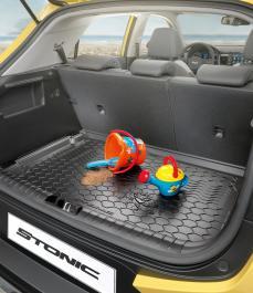 Піддон багажника (без органайзера)